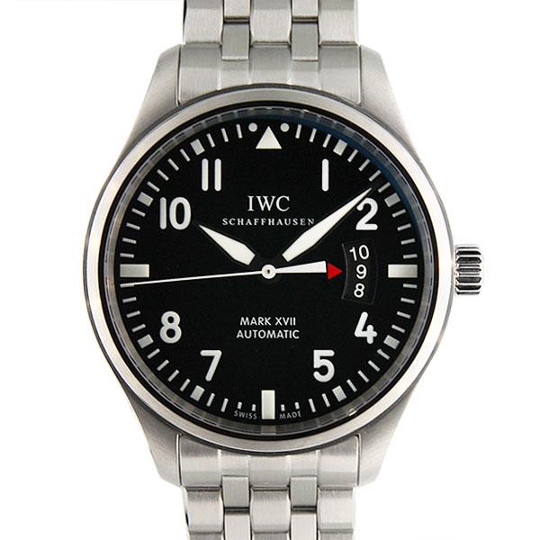 IWC パイロットウォッチ マーク17 IW326504 5468