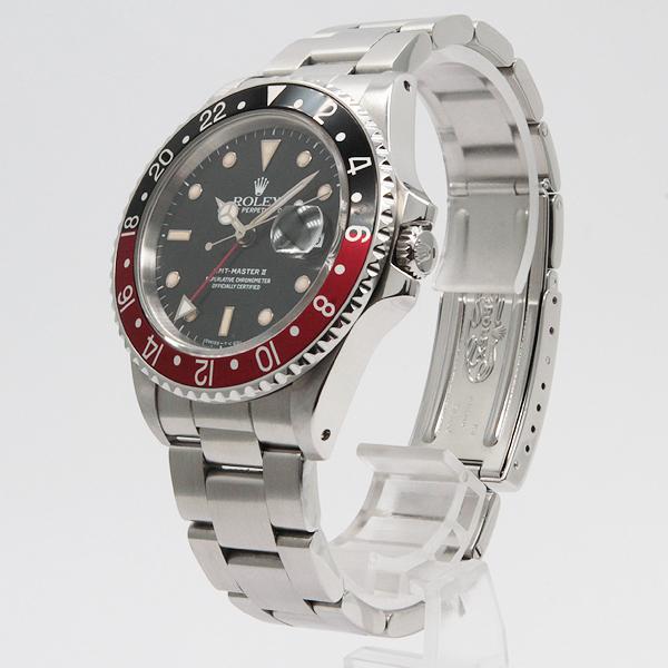 ロレックス GMTマスターⅡ 16760 USED_55182枚目