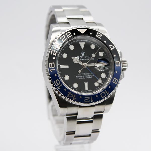 ロレックス GMTマスターⅡ 116710BLNR 5485