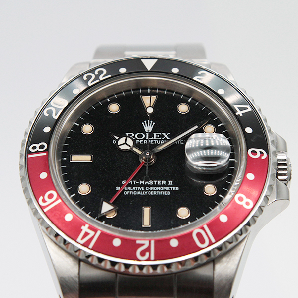 ロレックス GMTマスターII 16760 5518