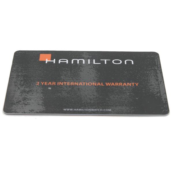 ハミルトン ジャズマスター ビューマチック オープンハート H327050 USED_54227枚目