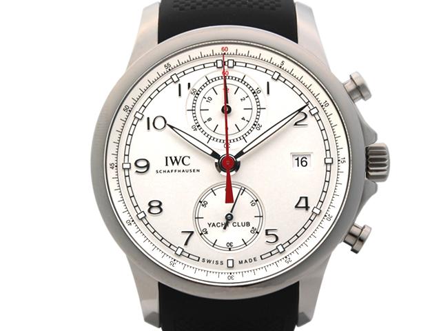 IWCポルトギーゼ ヨットクラブ クロノグラフIW390502