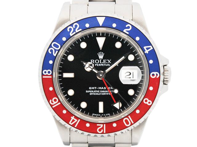 ロレックス GMTマスター 16700 赤青 USED_4075-2