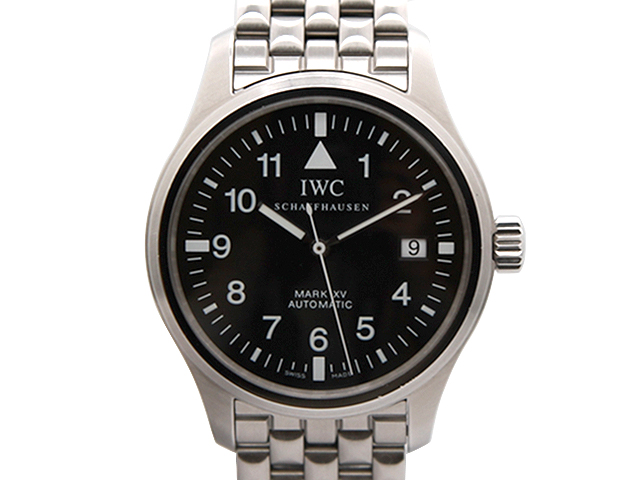 IWCマークXVIW325307