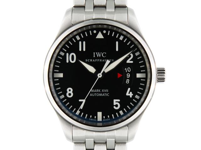 IWC マークXVII IW326504 USED_5138