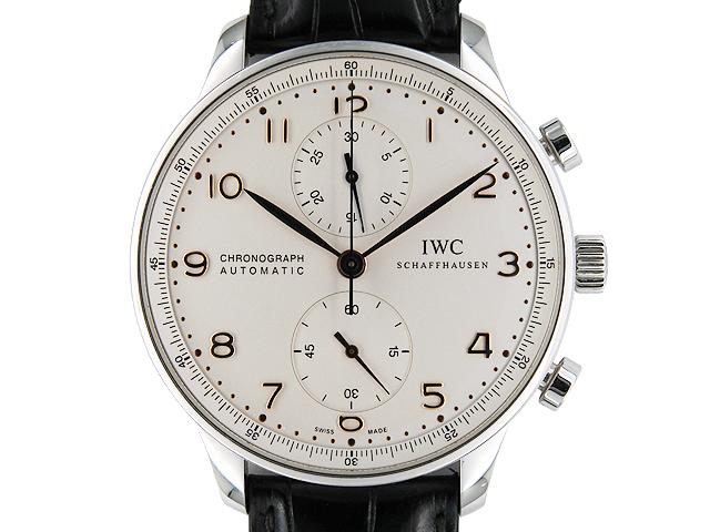 IWC ポルトギーゼ クロノ IW371401 5170