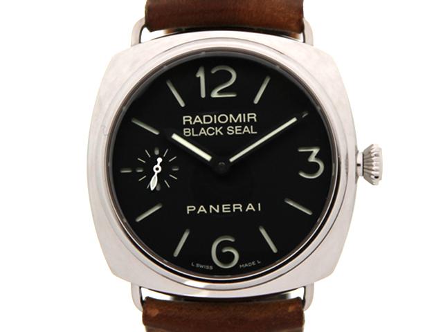 パネライラジオミール ブラックシールPAM00183