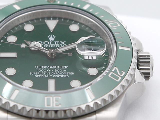 ロレックス サブマリーナー 116610LV 4768