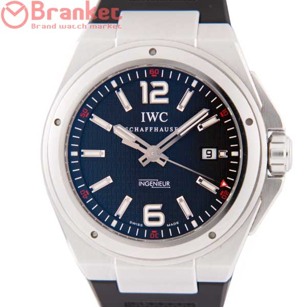IWC インジュニア オートマティック ミッションアース IW323601 USED_6508