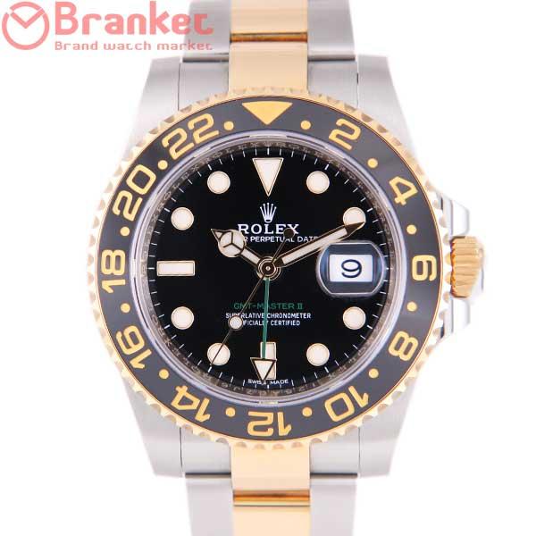ロレックス GMTマスターII 116713LN USED_6797-2