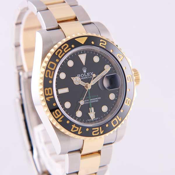 ロレックス GMTマスターII 116713LN USED_6797-4