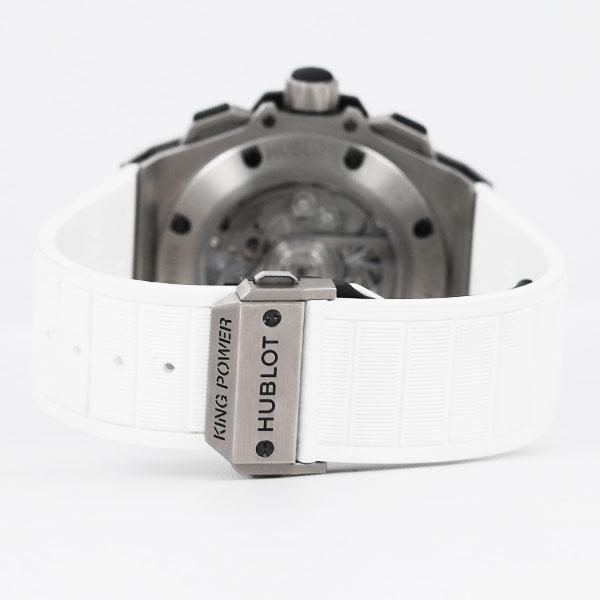 ウブロキングパワー ウニコ チタニウムダイヤ701.NX.0170.RX.17045枚目
