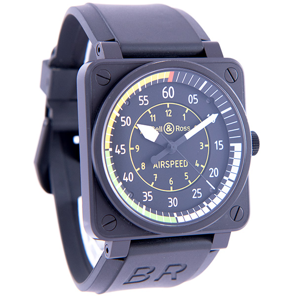 ベル&ロス BR01-92 エアスピード USED_7324-4