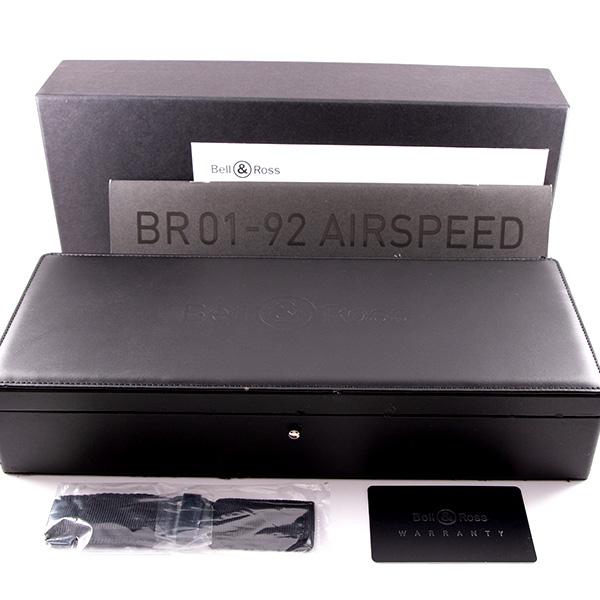 ベル&ロス BR01-92 エアスピード USED_7324-9