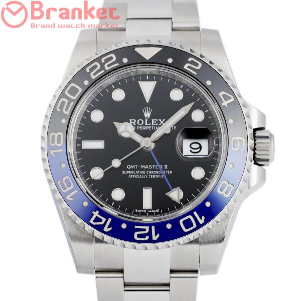 ロレックス GMTマスターII 116710BLNR USED_7566-2