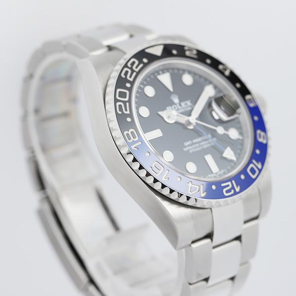 ロレックス GMTマスターII 116710BLNR USED_7566-3