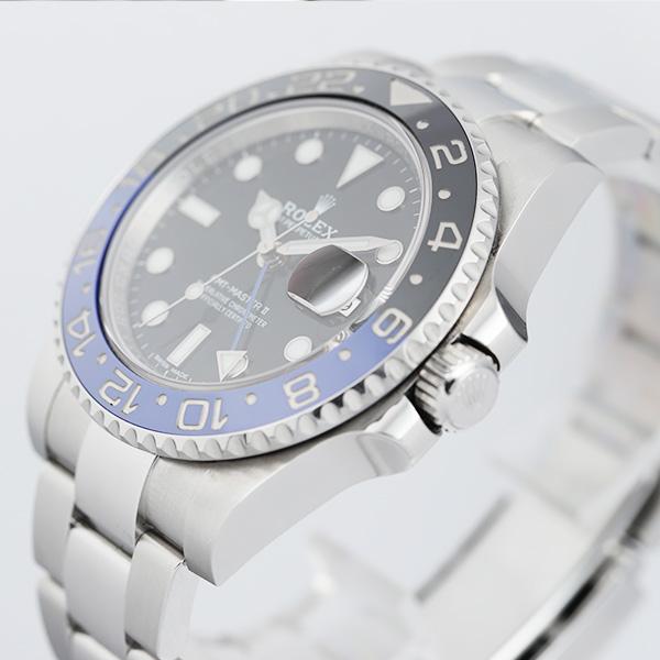 ロレックス GMTマスターII 116710BLNR USED_7566-4