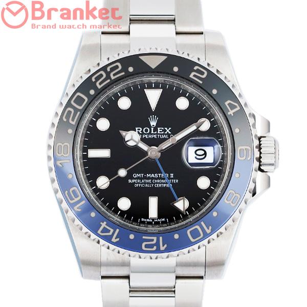 ロレックス GMTマスターII 116710BLNR USED_7959