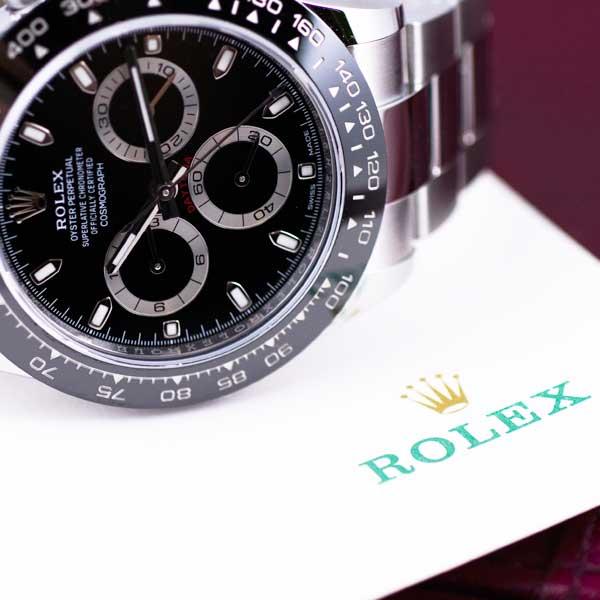 ロレックス デイトナ 116500LN 45