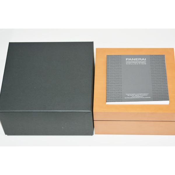 パネライ ラジオミール コンポジット ブラックシール 3デイズ PAM00505 5635