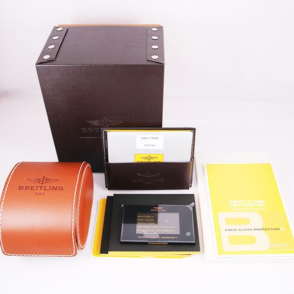 ブライトリングナビタイマー01 日本限定 AB0121 USED_79518枚目