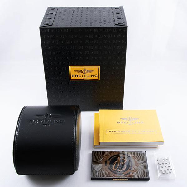 ブライトリング ナビタイマー01 リミテッド AB0123 USED_7146-9
