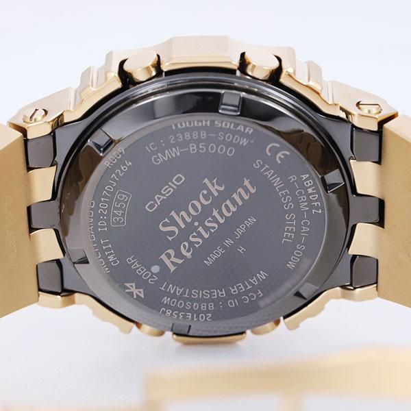 カシオGMW-B5000GMW-B5000GD-9JF7枚目