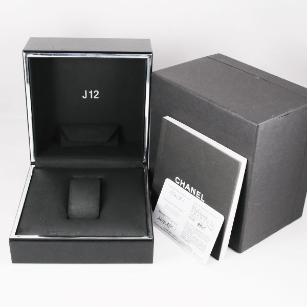 シャネルJ12 H21818枚目