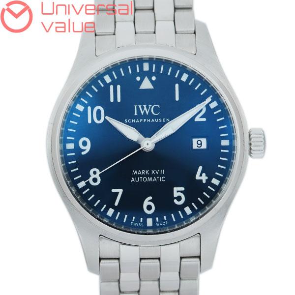 IWCパイロットウォッチ マーク18 プティプランス IW327004