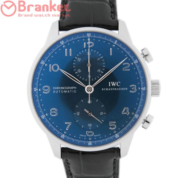 IWCポルトギーゼ クロノグラフ IW371491