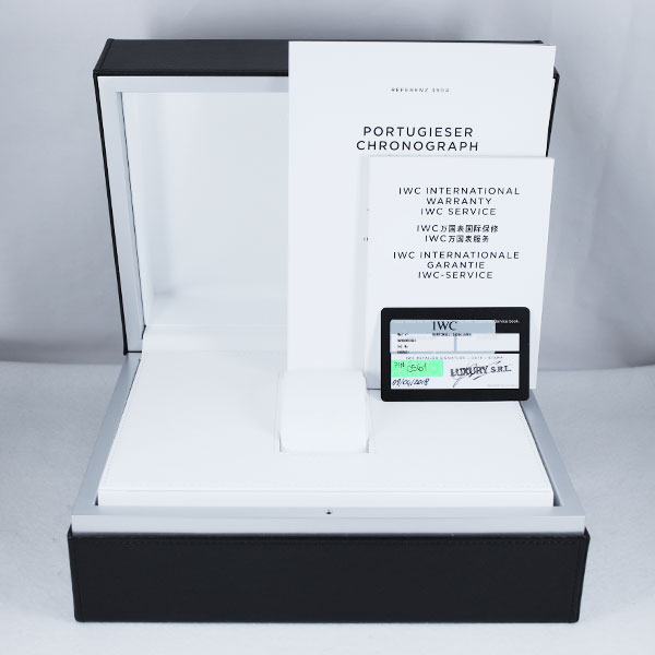 IWCPORTUGIESER CHRONOGRAPH CLASSICIW3904048枚目