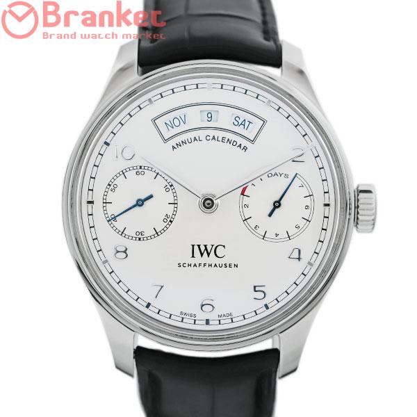 IWC ポルトギーゼ アニュアル カレンダー IW503501 USED_80181枚目