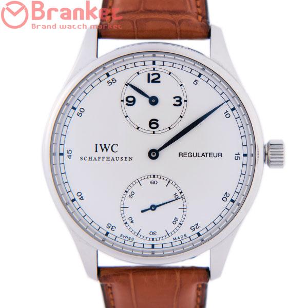 IWCポルトギーゼ レギュレーターIW544401