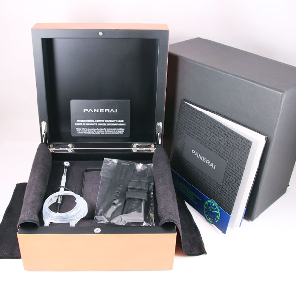 パネライ ルミノール 8デイズ パワーリザーブ アッチャイオ PAM00795 USED_80568枚目