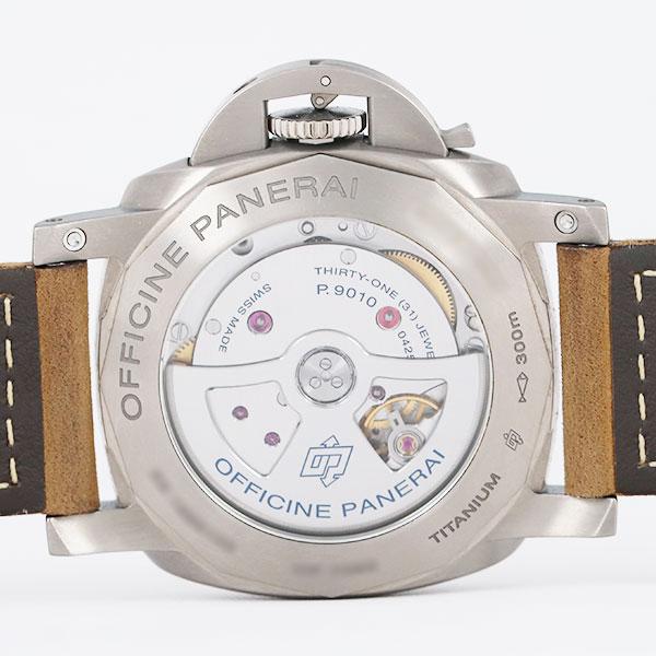 パネライルミノール マリーナ 1950 3デイズ オートマチック チタニオPAM013517枚目