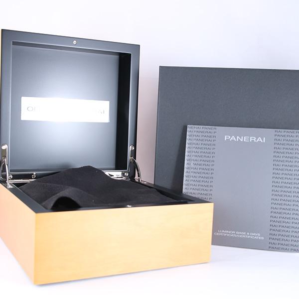 パネライ ルミノール ベース 8デイズ チタニオ PAM00562 USED_7488-9