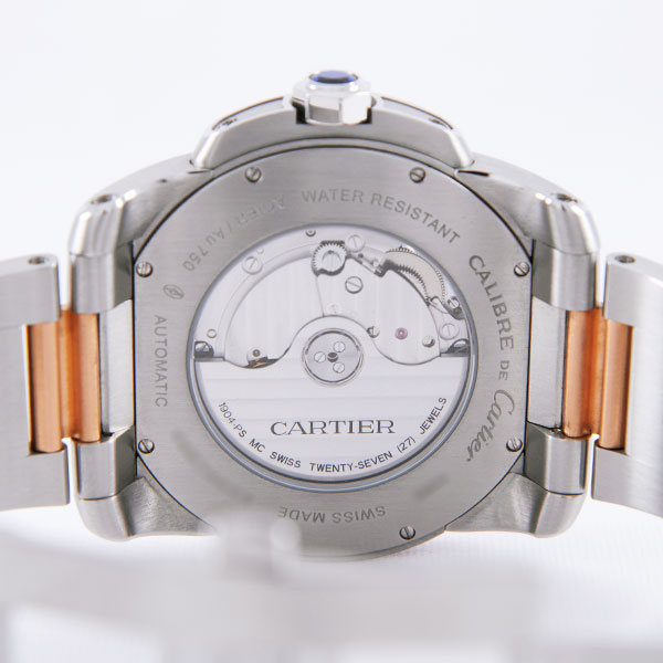 カルティエ カリブル ドゥ カルティエ W7100050 USED_7329-8
