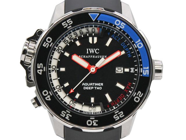IWCアクアタイマー ディープツーIW354702