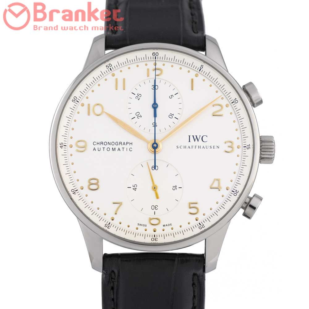 IWC ポルトギーゼ クロノ IW371445 USED_6006