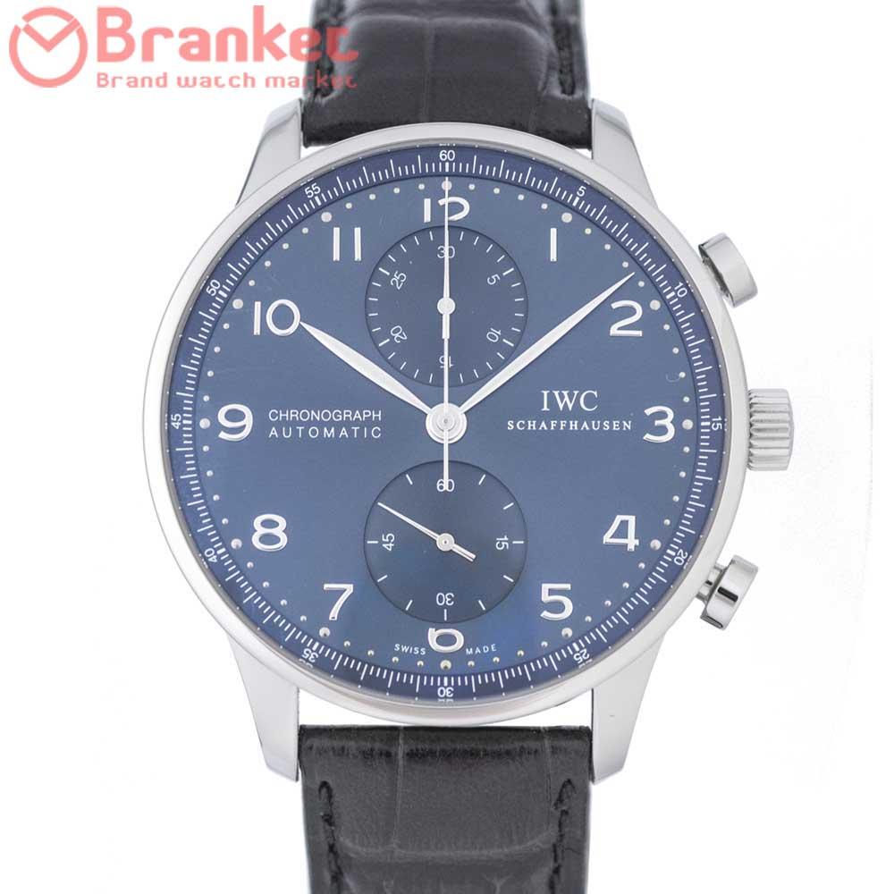 IWC ポルトギーゼ クロノ IW371491 6101