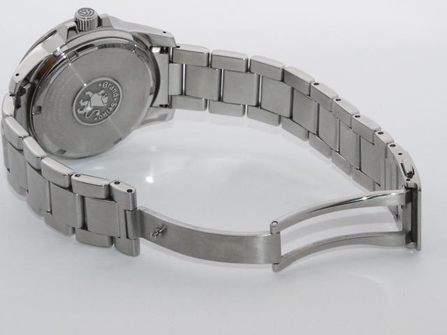 グランドセイコー スプリングドライブGMT SBGE009 4786