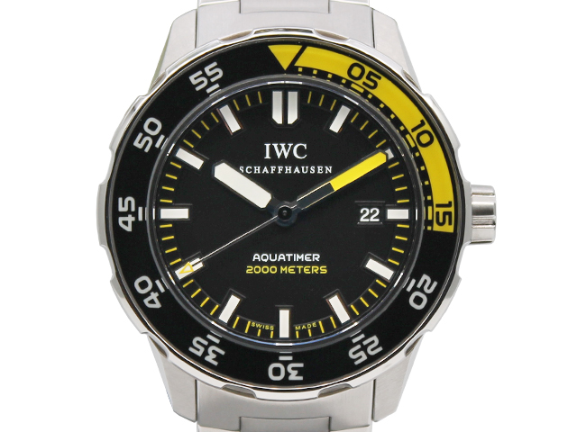 IWC アクアタイマー オートマティック2000 IW356808 USED_4125